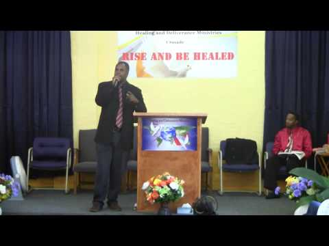 The Need For Christ by Pastor Mark Small  p1 of 2