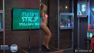getlinkyoutube.com-Strip Spelling Bee | The Playboy Morning Show