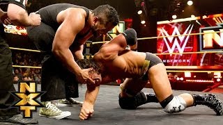 Oliver Grey vs. Camacho: WWE NXT