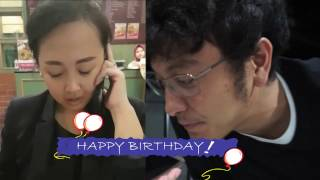 getlinkyoutube.com-London Love Story 2 : Dimas Anggara PRANK CALL