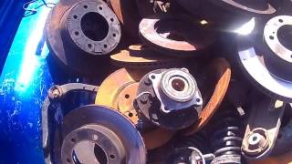 getlinkyoutube.com-Scrapping some Autoparts and dumpster diving stories.