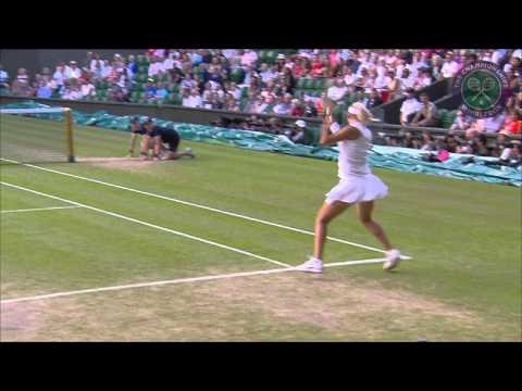 2015 Day 12 Highlights, Hingis and Mirza vs Makarova and Vesnina final