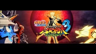 getlinkyoutube.com-나루토 스톰3 풀버스트: 모든 캐릭터 오의&스토리 Naruto Storm 3 Full Burst: All Characters Ultimate Jutsu&Story