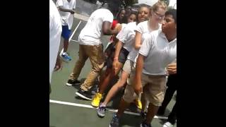 getlinkyoutube.com-Ghetto Kids Grinding At School