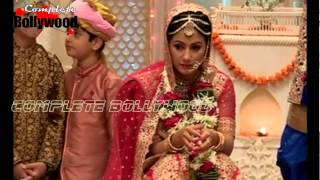 On Location of TV Serial 'Yeh Rishta Kya Kehlata Hai' Naitik & Akshara Wedding