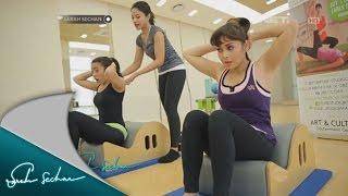 getlinkyoutube.com-Ayu Hastari dan Terry Puteri Pilates bareng
