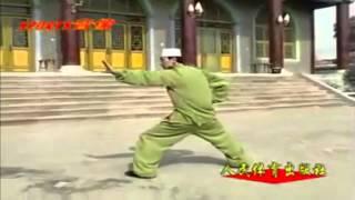 getlinkyoutube.com-Baji Quan 八極拳 - Chinese/Hui-Muslim Wushu (Martial Arts)