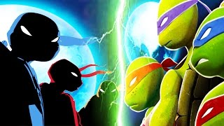 Teenage Mutant Ninja Turtles DARK HORIZONS Vs TMNT Ninja Turtles Legends | Chapter 2 Final Boss|