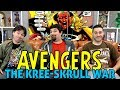 Avengers KreeSkrull War | Back Issues