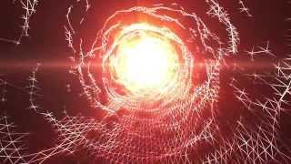 getlinkyoutube.com-3D Audio Visualization Wire-frame Version