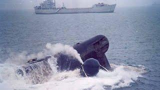 El accidente del submarino peruano pacocha.