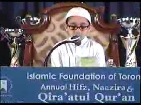 9th Annual Hifz, Naazira & Qira'atul Quran Competition 2014 Session 1