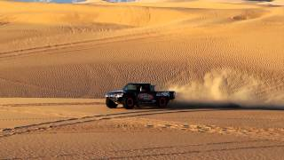 getlinkyoutube.com-Robby Gordon SST in Glamis