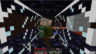 ME HA PISOTEADO!! - Lucky Block's c/ Willyrex - MINECRAFT