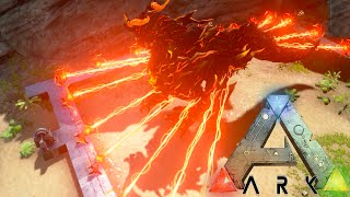 getlinkyoutube.com-Ark Survival Evolved - StarKiller Weapon vs Dragon God, DodoRex, KingKong - Ark Gameplay