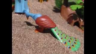 getlinkyoutube.com-La savane PLAYMOBIL