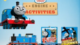 Thomas The Tank Engine Engine Activities GAME REVIEW