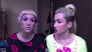 getlinkyoutube.com-Blonde Electra on Languages (Arabic, German, Russian, Polish and Slovak)