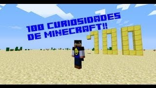 getlinkyoutube.com-100 Curiosidades de Minecraft
