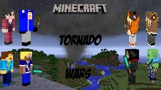getlinkyoutube.com-Minecraft Tornado Wars SMP (Localized Weather Mod) S1E1
