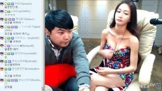 getlinkyoutube.com-[2] 신입 BJ 미소와 함께한 실내 게스트 방송 - KoonTV
