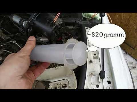 056(3) замена масла в гидроусилителе Audi (A6,Q5,Q7), VW Touareg