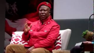 EFF CIC Julius Malema on Daily Maverick debate part 3