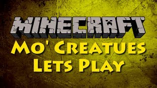 Minecraft: MO Creatures Lets Play | HEART OF DARKNESS | Ep. 30