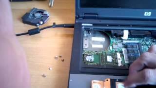 getlinkyoutube.com-как прогреть мост без паяльной станции hp 6715b Самый быстрый в мире ремонт ноутбука!