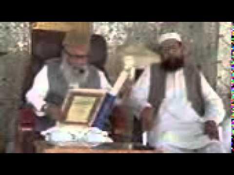 Shaikh ul Hadees, Allama  Ghulam  Rasool  Saeedi  (D.B.A)