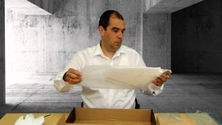 getlinkyoutube.com-alula - TREK Unboxing ein erster Blick - DLG Nurflügel (Neu) Juni 2015