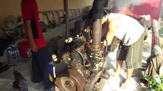 getlinkyoutube.com-ติดเครื่องยนต์เผาหัวโบราณ seffle