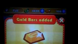 getlinkyoutube.com-How to hack farm heroes saga FREE GOLD BARS!!!!