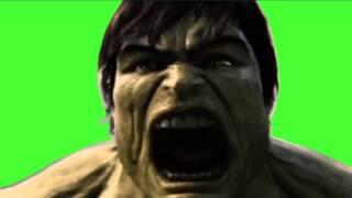 getlinkyoutube.com-Hulk green screen