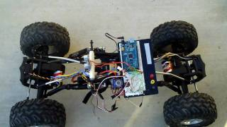 Rover obsticle detection code testing