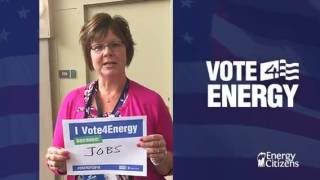Vote4Energy - Tonya Clark