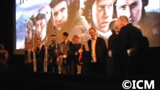 Rupert Grint, Into The White Premiere Oslo Introduction