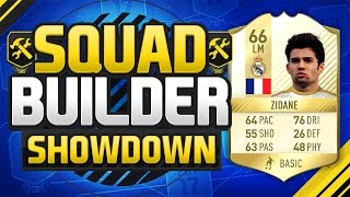 "getlinkyoutube.com-FIFA 17 SQUAD BUILDER SHOWDOWN VS SUBSCRIBERS!!! ENZO ""ZIDANE"" FERNANDEZ!!! Zidane's Son Squad Duel"