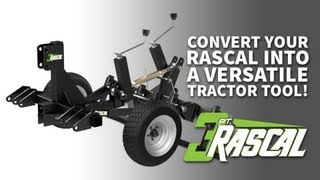 getlinkyoutube.com-Rascal 3-Point Option - For ATVs & 3-point Tractors