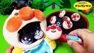 getlinkyoutube.com-赤ちゃんアンパンマン❤たこ焼き アンパンマン アニメ&おもちゃ Anpanman Toys Animation