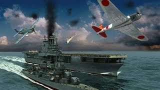 getlinkyoutube.com-Il-2 1946 Battle of Midway - Task Force 17