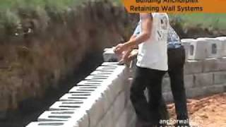 getlinkyoutube.com-The Anchorplex™ Retaining Wall System
