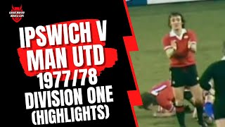 getlinkyoutube.com-Ipswich v Man Utd 1977/78 Division One