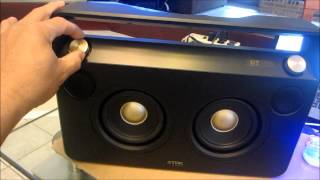 getlinkyoutube.com-TDK LIFE ON RECORD A73 WIRELESS BOOMBOX