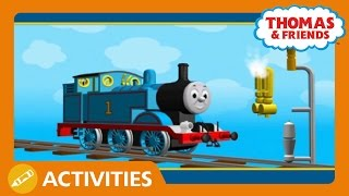 getlinkyoutube.com-Thomas & Friends UK: Thomas' New Whistle