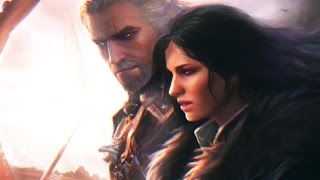 getlinkyoutube.com-The Sorceress and the White Wolf (A Love Story) Geralt and Yennefer 1080p HD