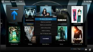 Kodi - How-to: Create Personal Library