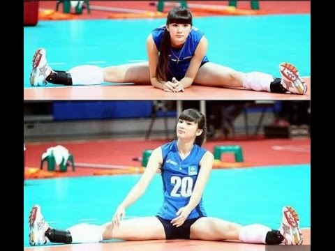 Pemain Voly Tercantik Kazakhstan Sabina Altynbekova The Most Beautiful Volley Player