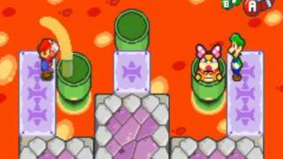 getlinkyoutube.com-Mario & Luigi: Superstar Saga - Playthrough [Part 45 - Wendy, I'm gonna kill ya!][ENG]