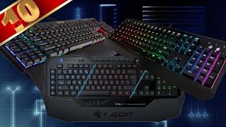 getlinkyoutube.com-Top 10 Gaming Keyboards 2014